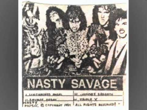 Nasty Savage - Wage Of Mayhem (Part One)