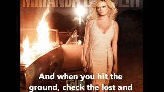 Baggage Claim By Miranda Lambert W