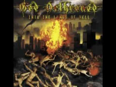God Dethroned - Soul Sweeper