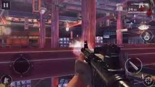 Modern Combat 5: Blackout gameplay Part 3