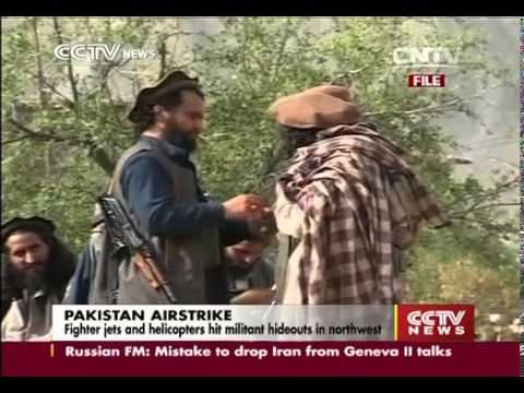 Pakistan Punjabi Jets Hit Pashtun Civilians In N. Waziristan In Name Of Militants video