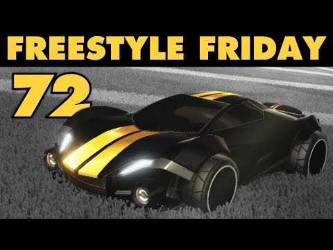 Freestyle Friday 72 with WEREWOLF (Rocket League) JHZER