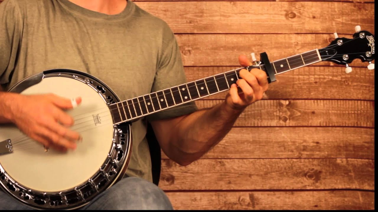 The Avett Brothers u0026quot;Live and Dieu0026quot; Banjo Lesson (With Tab) - YouTube