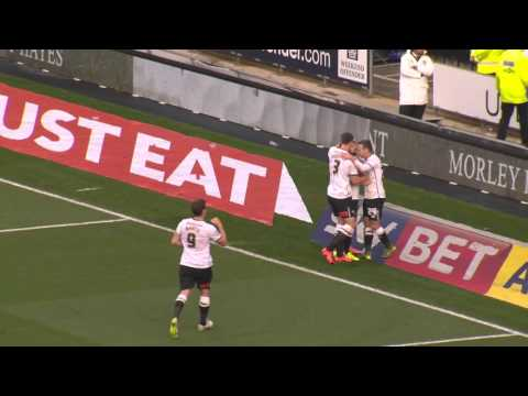 MATCH HIGHLIGHTS | Derby County 3-0 Rotherham United