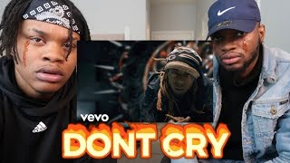 Lil Wayne Don T Cry Ft Xxxtentacion Reaction