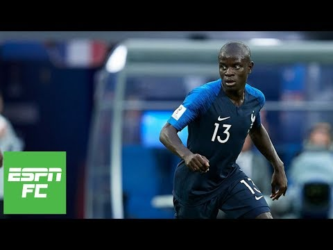 Is one of France's World Cup stars making the move to Barcelona? | ESPN FC