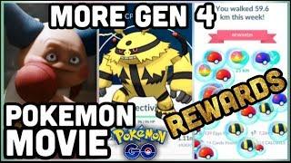 NIANTIC CONFIRMS GEN 4 EVOLUTIONS POKEMON GO | LIVE ACTION POKEMON MOVIE | SECRET LEAGUE ADVENTURE