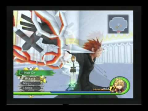 AR MAX: Kingdom Hearts II - Cheat Code Exhibition - YouTube