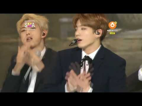 BTS Boys Meet Evil  + Blood Sweat & Tears @ 26th Seoul Music Awards 2017