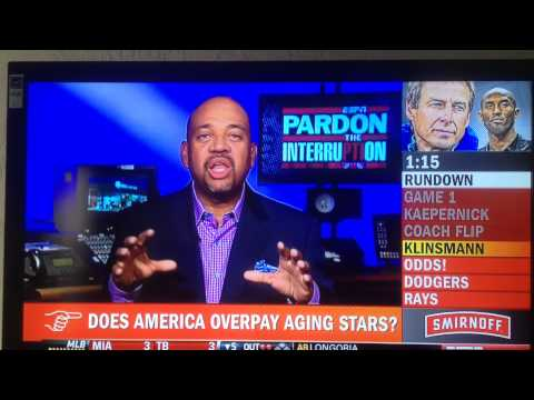 "Michael Wilbon To Jurgen Klinsmann: ""Get Out of America"""