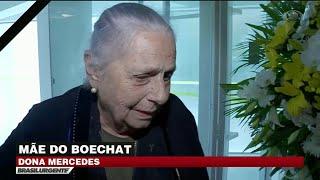 Veja entrevista completa da mãe de Boechat após velório