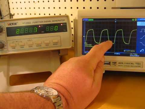 VICTOR VC2002 FUNCTION SIGNAL GENERATOR
