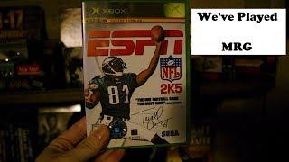 We've Played - ESPN NFL 2k5 - Xbox - Part 1