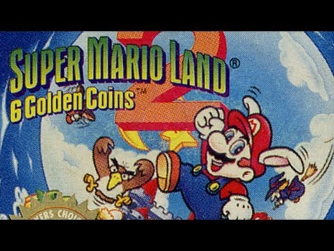 Classic Game Room - SUPER MARIO LAND 2 review for Game Boy