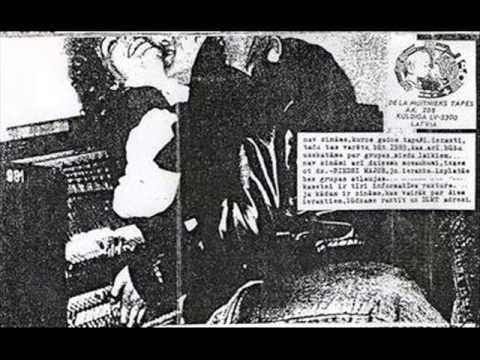 AV Kapec  - Untitled ( 1980's Latvia Experimental Noise / Industrial -Post Punk )