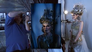 PhotoVision Short Take: Large Format Fashion