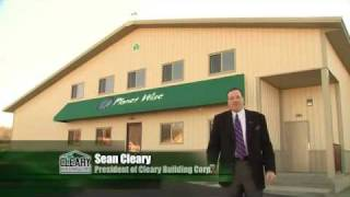 Cleary Building Corp. Super Bowl Ad 2012