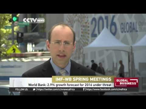 IMF warns of new financial crisis