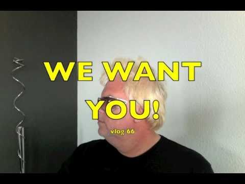 Vlog 66 WE WANT YOU! in the Global Female Army - Vlog 66 WE WANT YOU! in the Global Female Army