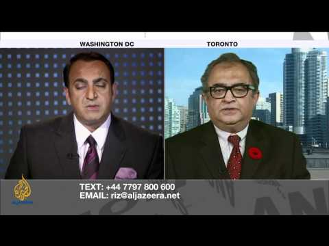Riz Khan - Multiculturalism in Canada