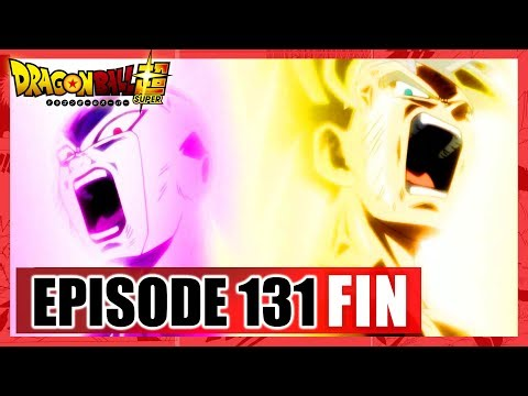 C'EST FINI... ANALYSE DE L'EPISODE 131 DE DRAGON BALL SUPER - #DBREVIEW