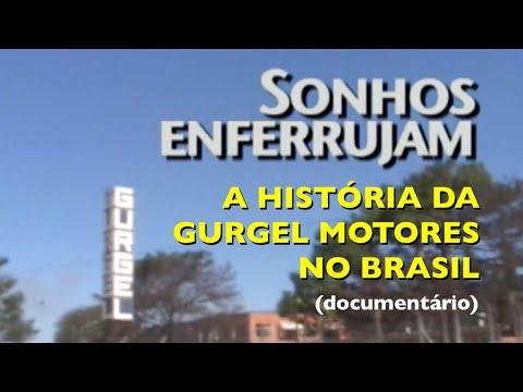 Documentário Gurgel - Sonhos Enferrujam (HD)