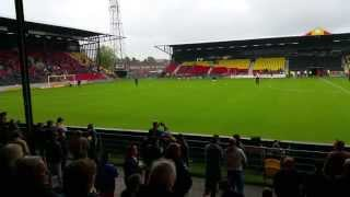 Go Ahead Eagles - Telstar, 16-08-2015