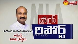 Visakhapatnam West MLA Ganababu-- MLA Progress Report - Sakshi TV - netivaarthalu.com