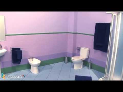 Pintura cambiar el aspecto de los azulejos decoraci n - Pintura para azulejos de bano ...