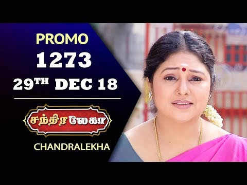 Chandralekha Serial | Episode  1273 Promo | Shwetha | Dhanush | Saregama TVShows Tamil