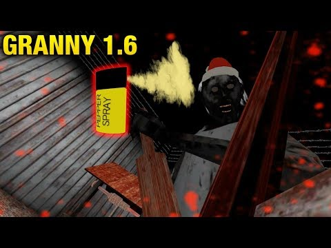 Новая Концовка со Слепой Гренни?! - Granny 1.6 | Grainy 1.6