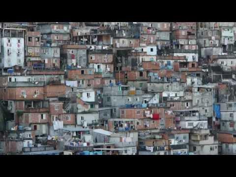 Rio de Janeiro... violence erupts as WC approach