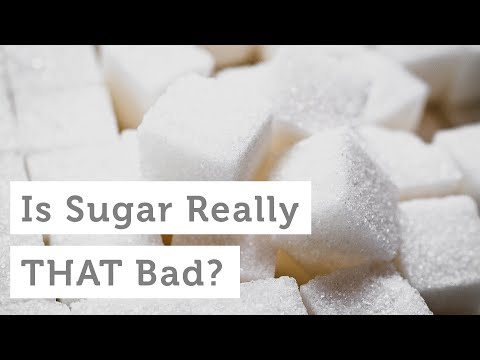Sugar: The Truth and What you need to know