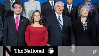 North Korea summit: International leaders discuss diplomacy