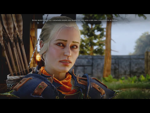 Dragon Age: Inquisition - Detonado #5: Sobre perks e novo companheiro, BlackWall! O Grey Warden!