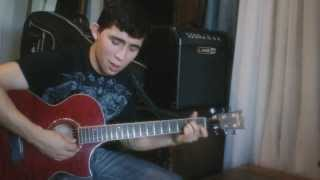 Aunque No Sea Conmigo - Enrique Bunbury (cover) por: Ernesto Sosa