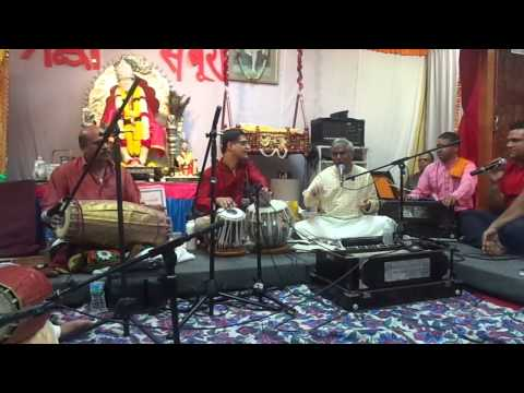 Cassical Mata Di Choki With Pt. Radharamn Je. video