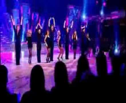 Girls Aloud/I Think We&#039;re Alone Now [Strictly Come Dancing]