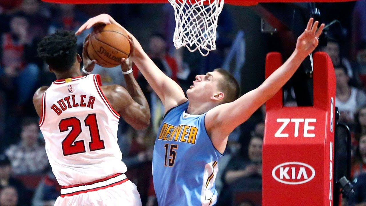 Sports Minute: Jokic tallies third triple-double in Chicago to silence the skeptics