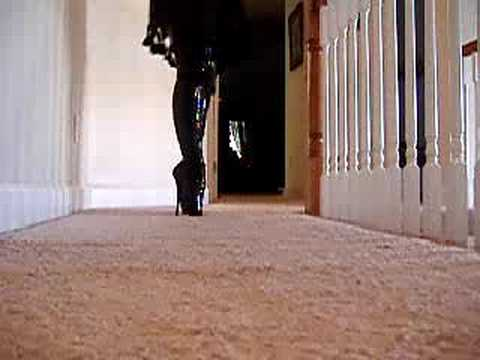 Walking in Ballet Boots