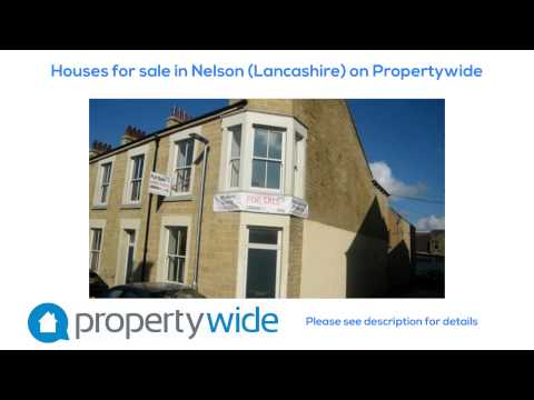 Houses for sale in Nelson (Lancashire) on Propertywide
