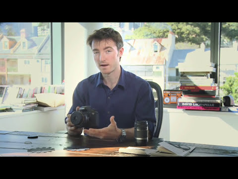 Canon EOS - Chris Bray Creative Tutorial: Experimenting with Bokeh and Out of Focus Photography