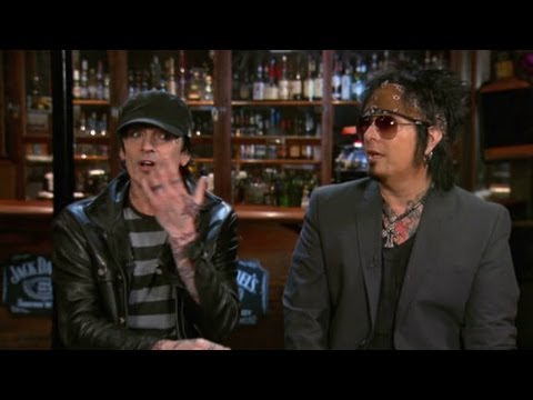 Mötley Crüe on a rock & roll lifestyle