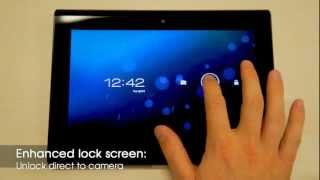 Sony Tablet S - Android 4.0 ICS Update