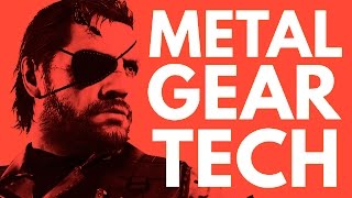 Why Don't Metal Gears Exist Today? | The Science of Metal Gear Tech