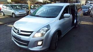 GT AUTOS IQUIQUE - MAZDA MPV 2008 FULL PLATEADA
