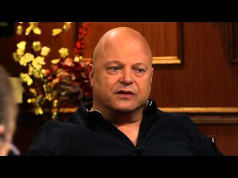 Michael Chiklis on The Shield Season Finale | Larry King Now
