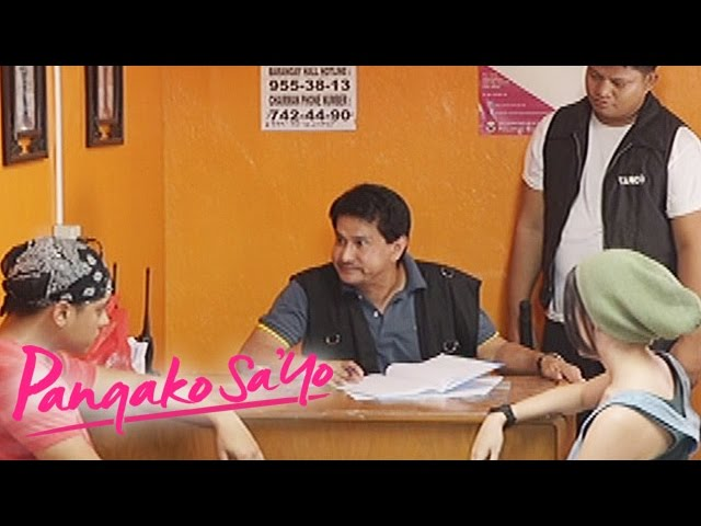 Pangako Sa'Yo: Peace and Order