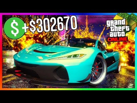 GTA 5 Online: SOLO UNLIMITED MONEY METHOD! New Best Fast Money Not Money Glitch PS4/Xbox One/PC 1.39