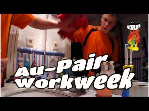 Моя рабочая Au-Pair неделя